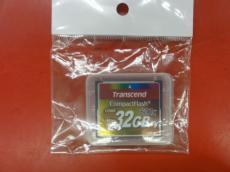 TS32GCF1000 [32GB] TRANSCEND