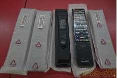 50.46.40.32インチ液晶テレビ 純正リモコン 5点セット|SHARP