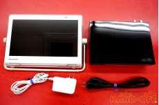 HDD内蔵10インチ液晶テレビ|PANASONIC