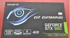 GEFOCE GTX 960|GIGABYTE