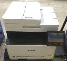 A4対応複合機 CANON