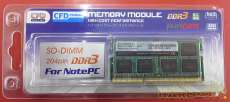 DDR3-1600/PC3-12800 CFD PANRAM