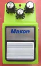 歪み系エフェクター|MAXON