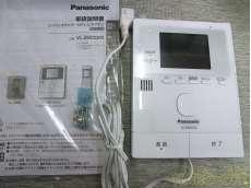 ワイヤレスモニター付きテレビドアホン ※ジャンク品|PANASONIC