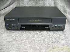 VHSビデオデッキ
