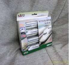 Nゲージ N700系新幹線「のぞみ」4両基本セット KATO
