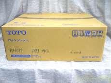 未使用 TOTO 温水洗浄便座(貯湯式)ホワイトウォシュレット|TOTO