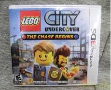 LEGO CITY UNDERCOVER|NINTENDO