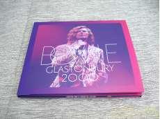 BOWIE GLASTONBULY 2000|Warner Music Japan