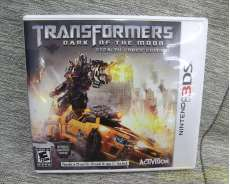 TRANSFORMERS DARK OF THE MOON ACTIVISION