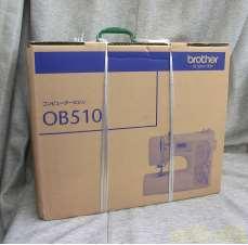 コンピューターミシン OB510|BROTHER