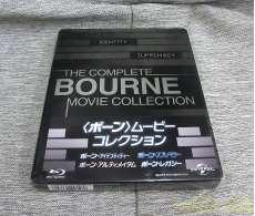 THE COMPLETE BOURNE MOVIE COLLECTION|ジュネオン・ユニバーサル・エンターテインメント
