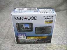 スタンダード ドライブレコーダー DRV-610|KENWOOD