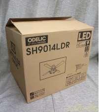 ファン付きシーリングライト|ODELIC