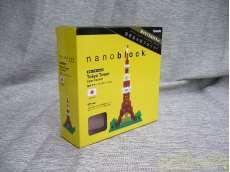 ナノブロック 東京タワー クリアバージョン|KAWADA