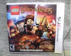 LEGO THE LORD OF THE RINGS WBGAMES