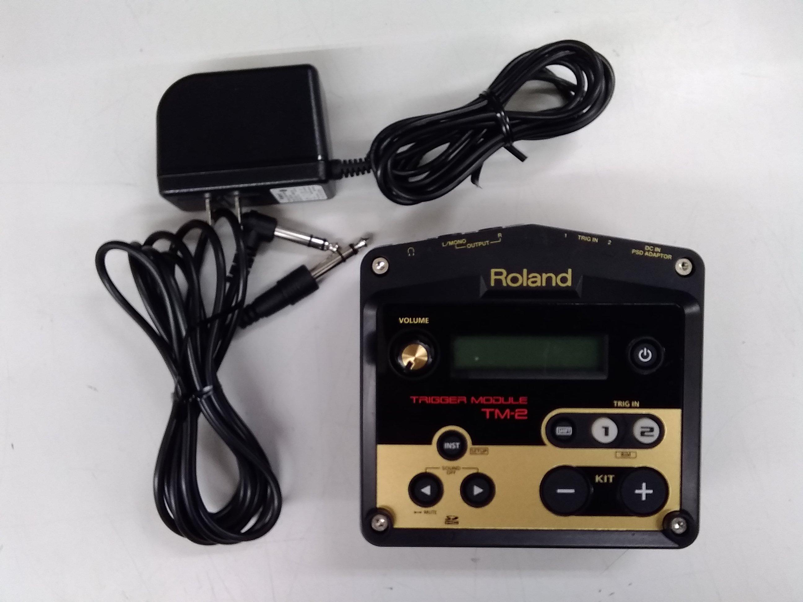 ドラム音源モジュール TM-2|ROLAND