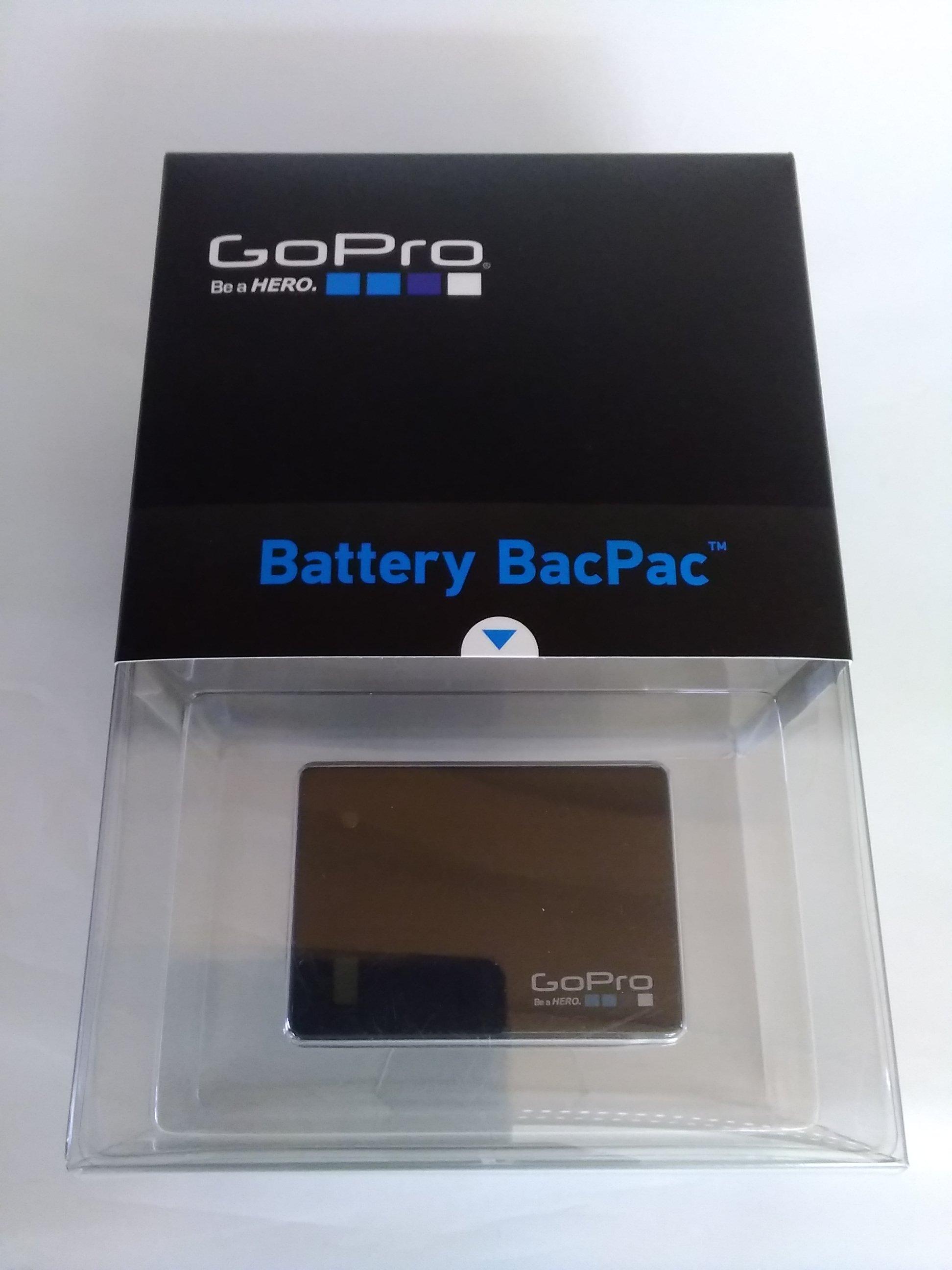 バッテリーバックパック|GOPRO