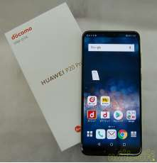 Androidスマホ|DOCOMO/HUAWEI