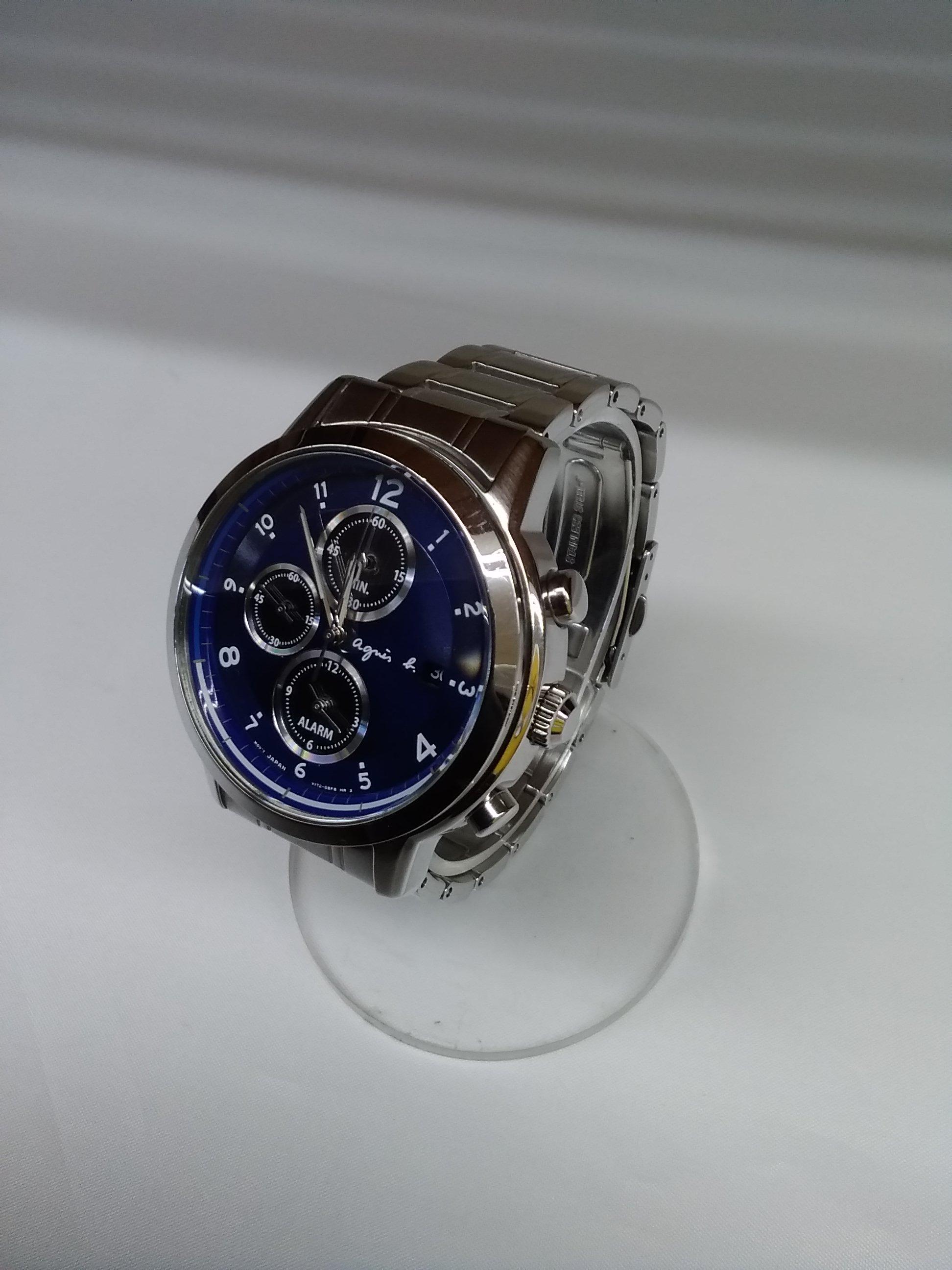 腕時計|AGBES B.