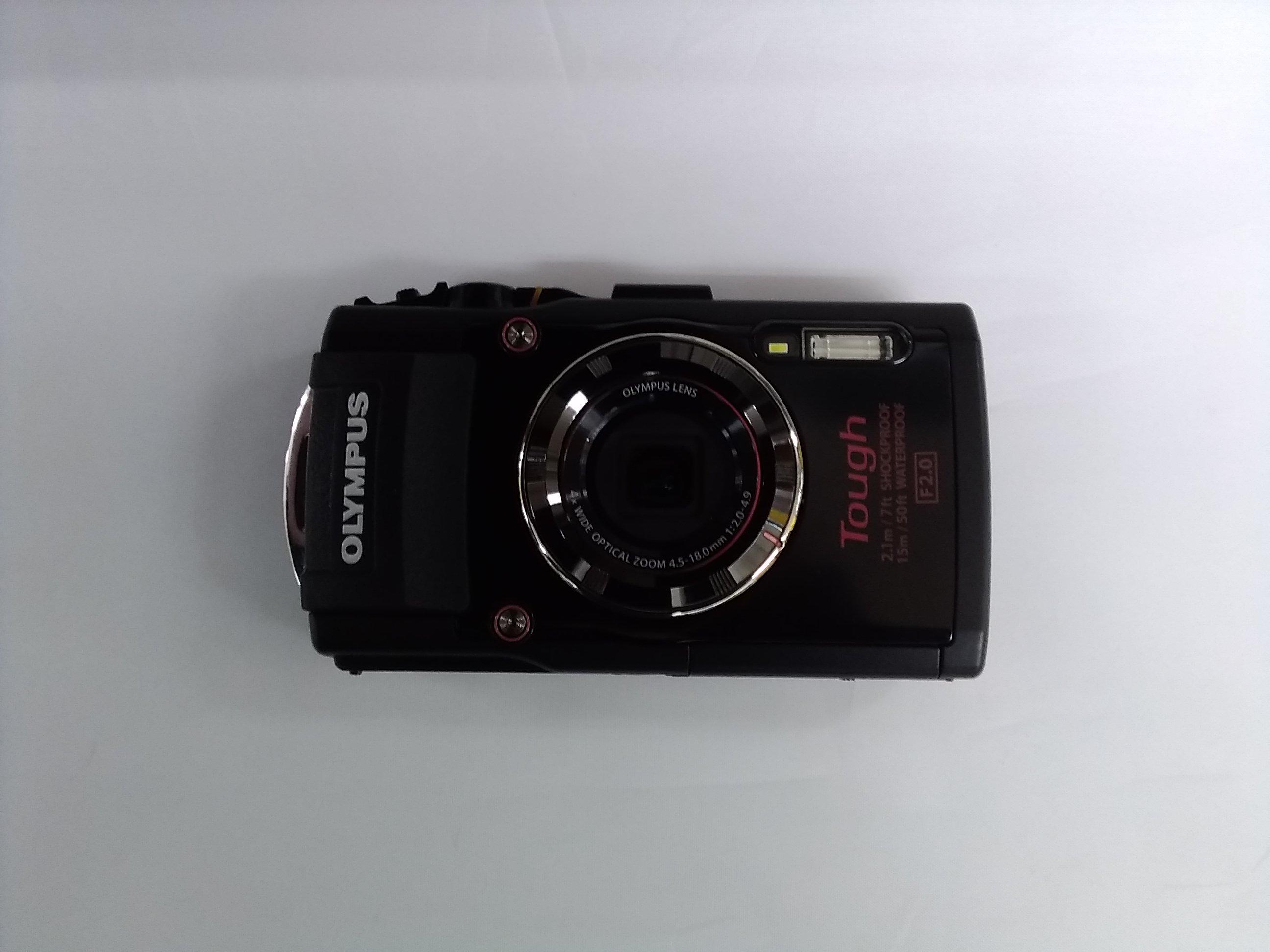 TG-4 デジタルカメラ|OLYMPUS