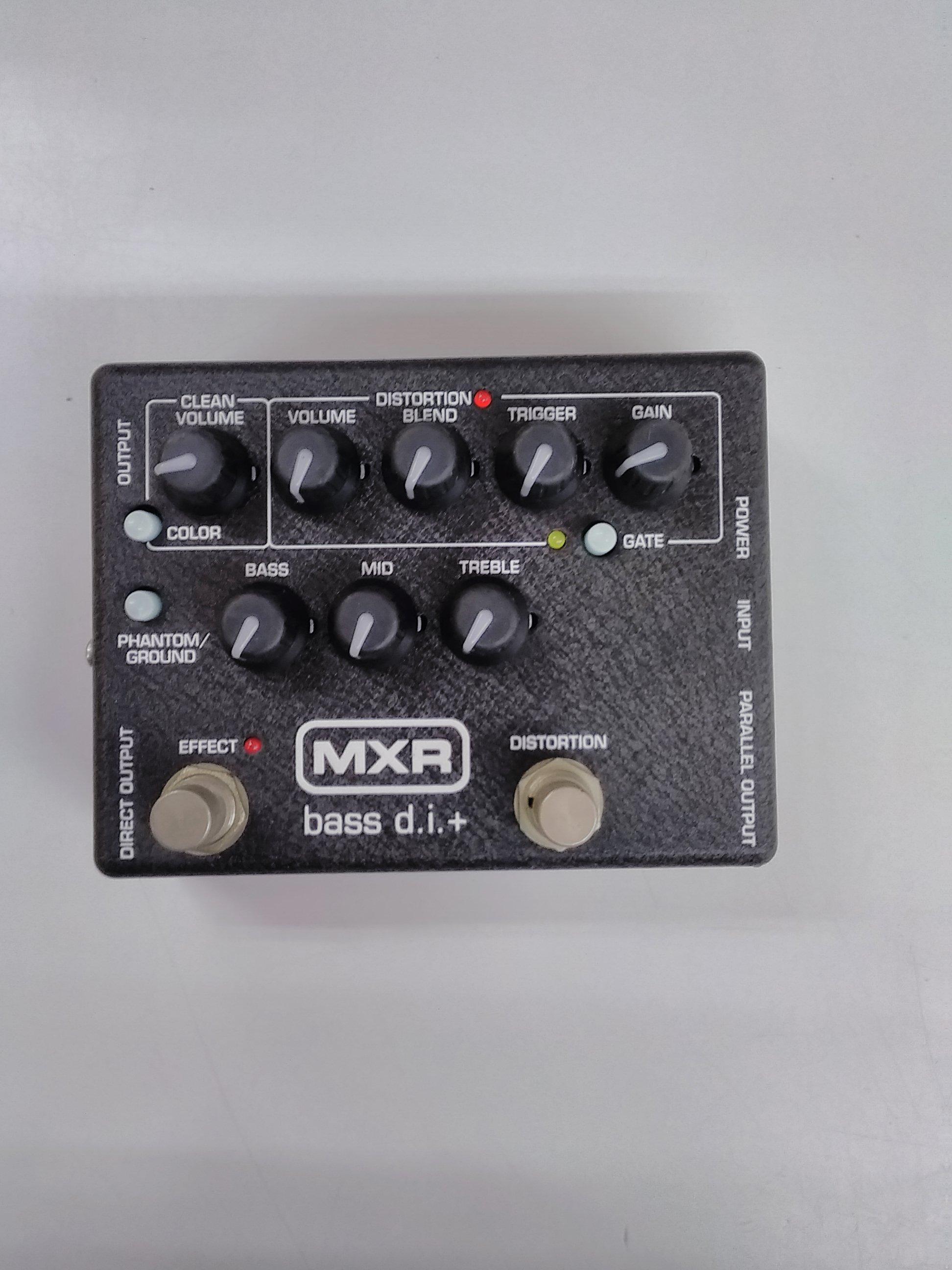 ベースプリアンプ|MXR