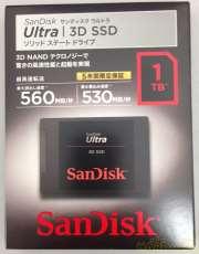 SSD1TB以上|SANDISK