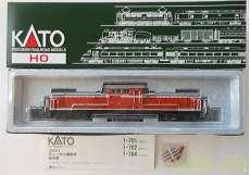 HOゲージ車両 ディーゼル機関車|KATO