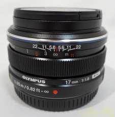 単焦点レンズ|OLYMPUS