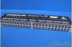 Ultrapatch Pro 48ポイントバランス型パッチベイ BEHRINGER