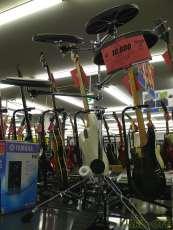 練習ドラムセット|MAXON
