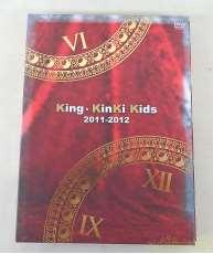 King ・ Kinki Kids 2011-2012 