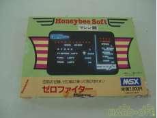 ゼロファイター MSXカセットテープ|