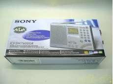 ICF-SW7600GR (未使用品)|SONY