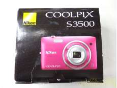 COOLPIX S3500 (未使用品)|NIKON