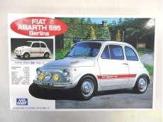 フィアット アバルト 595 ベルリーナ|MR HOBBY