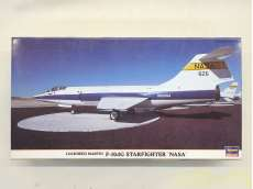 F-104G スターファイター  'NASA'|HASEGAWA