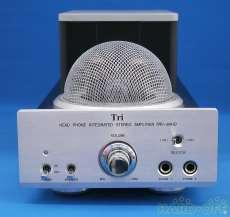 プリメインアンプ(管球式)|TRI