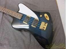 ベースギター・変形ボディ|BURNY