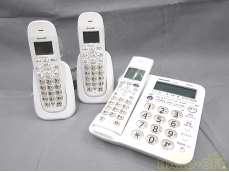 電話機 子機2台付き SHARP
