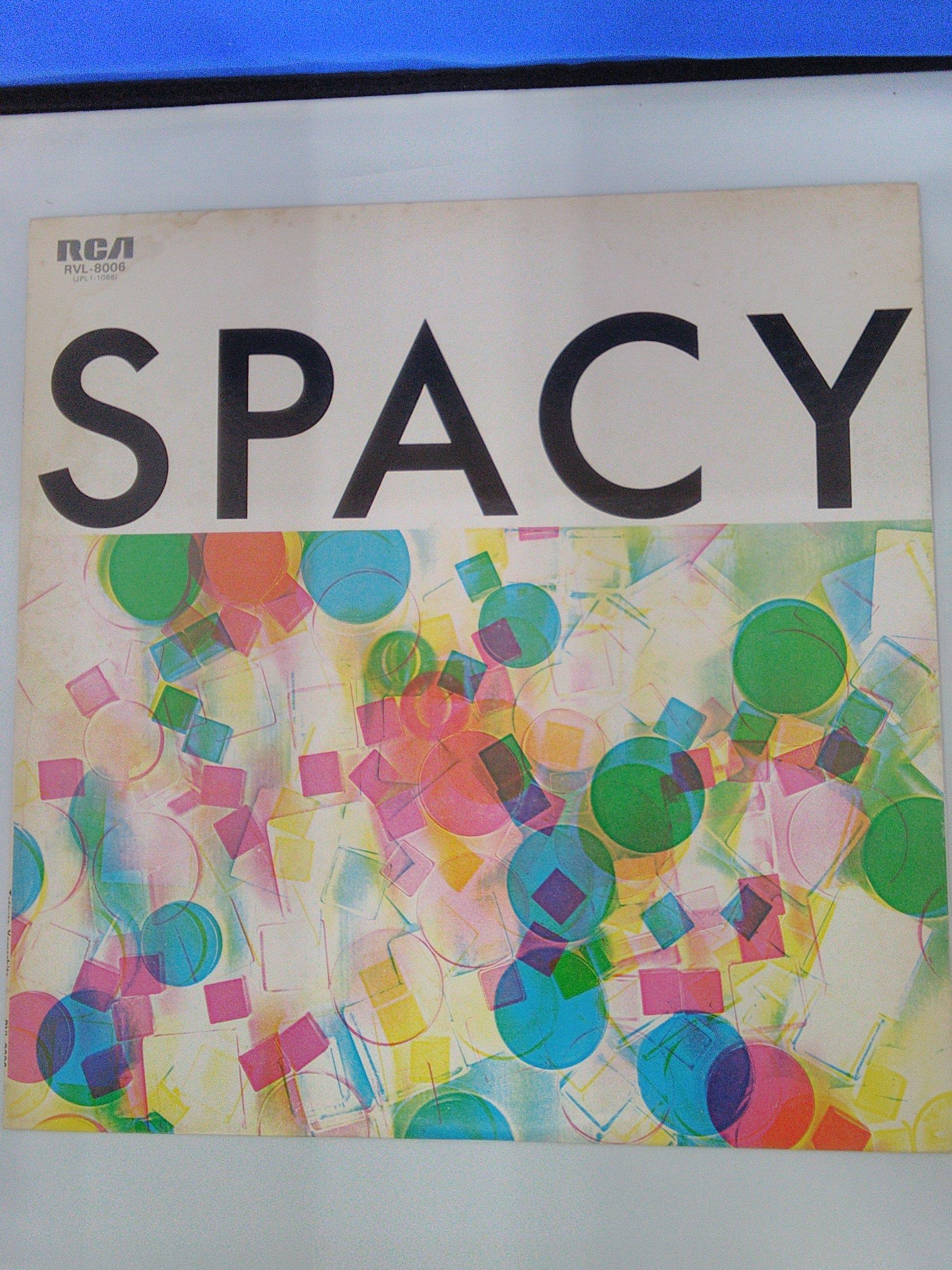 山下 達郎 SPACY RVL-8006 RCA