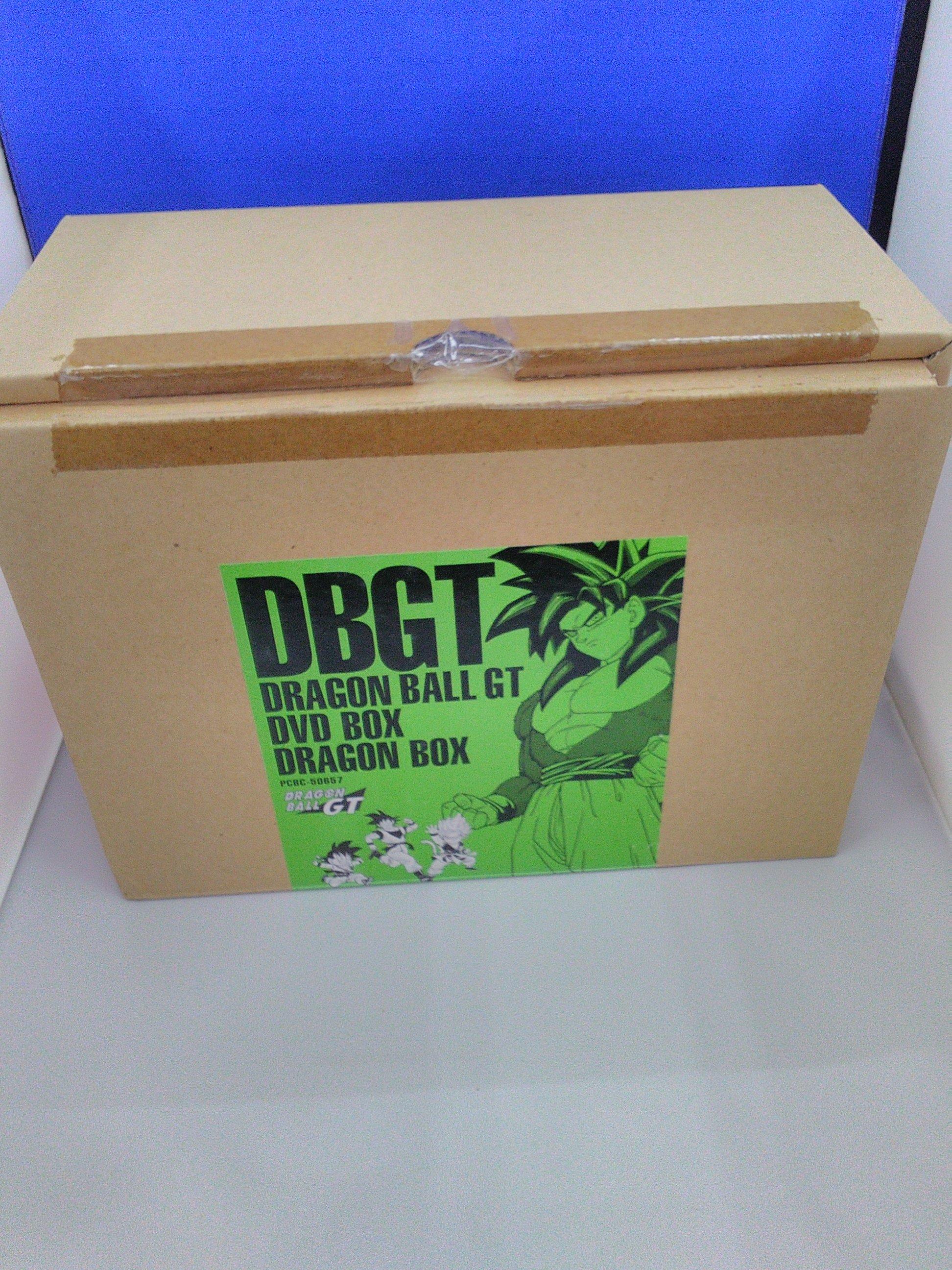 ドラゴンボールGT DVD-BOX 東映