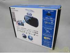 ドライブレコーダー ELECOM