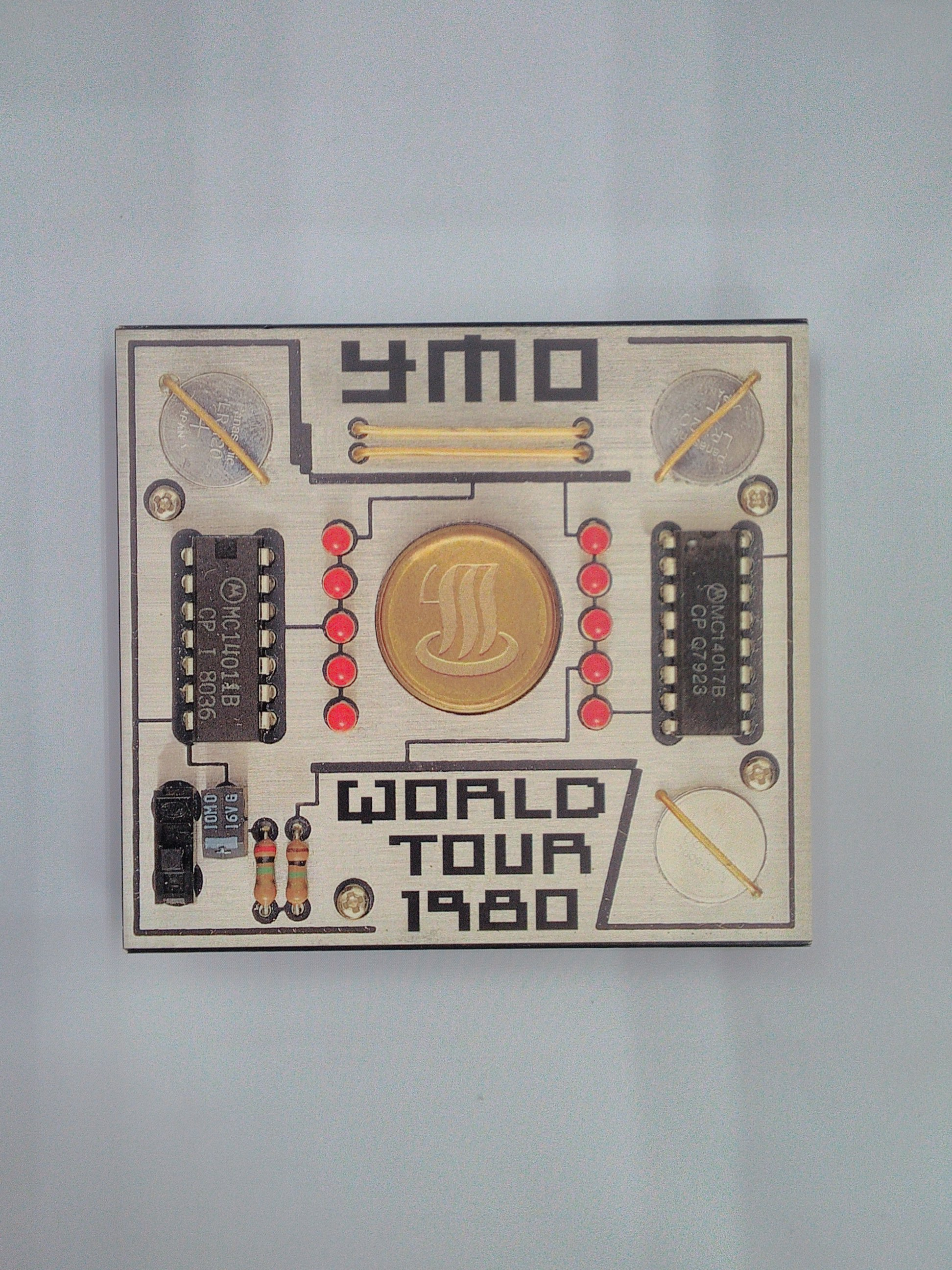 WORLD TOUR 1980 YMO/ALCA-5065 アルファミュージック