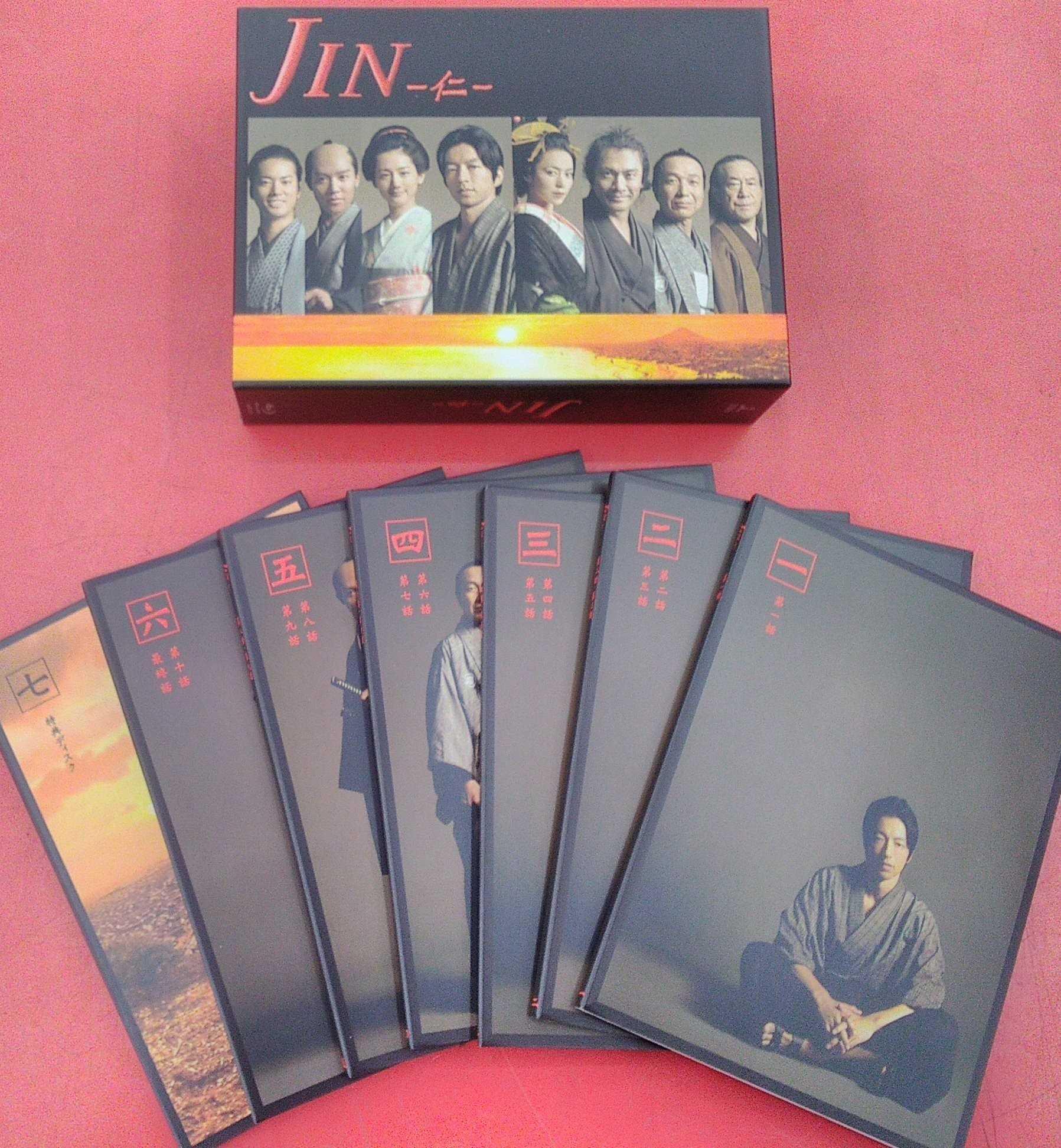 ブルーレイソフト JIN-仁-|TBS
