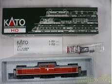 電気機関車 KATO