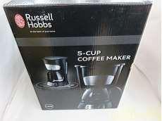 コーヒーメーカー RUSSELL HOBBS