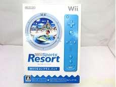 WiiSportsResort Wiiリモコンプラス パック|NINTENDO