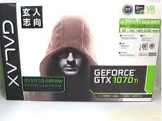 GALAKURO NVIDIA GEFORCE GTX 1070Ti搭載 玄人志向