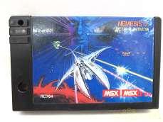 MSXソフト ゴーファーの野望 EPISODEⅡ|KONAMI